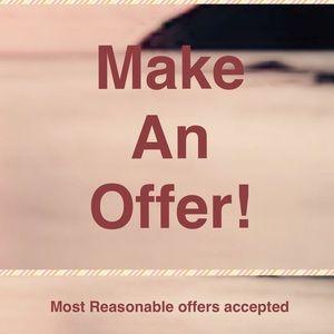 ****Make an Offer!*****